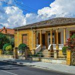 ניקוסיה – בירת קפריסין. לפקוסיה היוונית ולפקושה הטורקית.