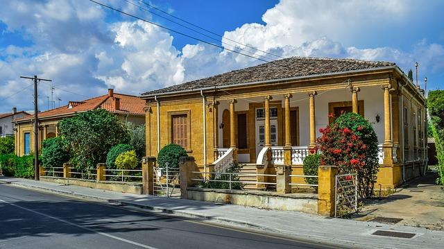 בית מגורים - ניקוסיה