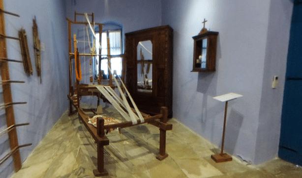 חדר במוזיאון הפולקלור בלרנקה