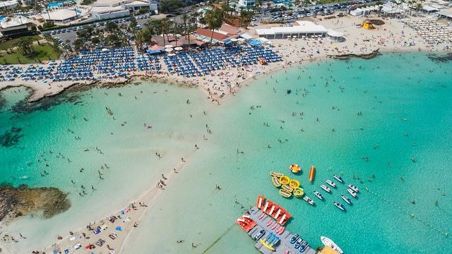 חוף ניסי ביצ' - איה נאפה