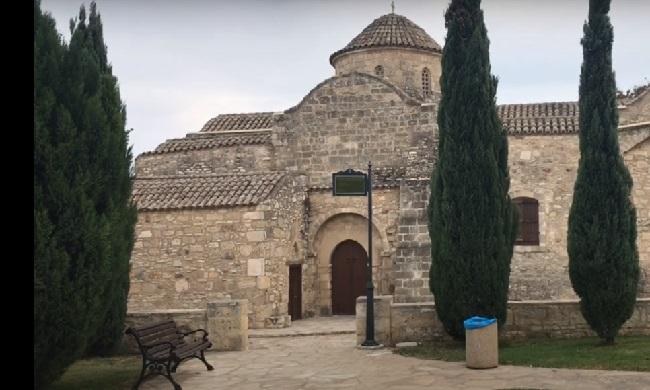 כנסיית אנג'לוקטיסטי בכפר קיטי - Angeloktisti