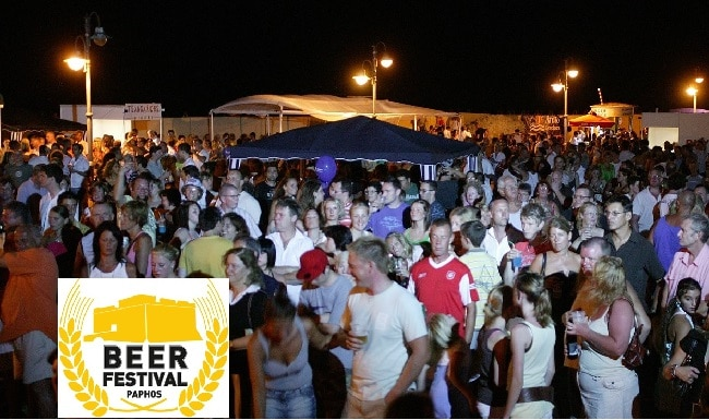 פסטיבל הבירה בפאפוס