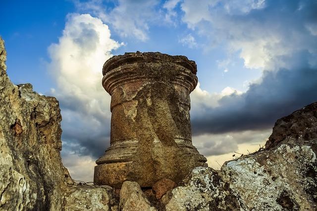 קברי המלכים ליד פאפוס