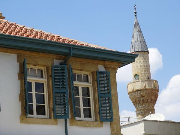 צריח מסגד סלימיה בניקוסיה הטורקית