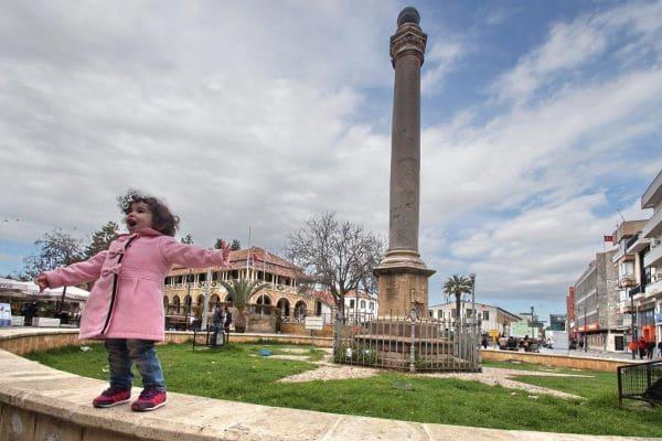 כיכר Sarayönü - הלב של ניקוסיה
