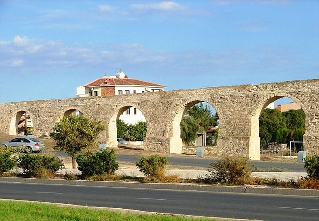 Kamares-האקוודוקט-העתיק-של-לרנקה