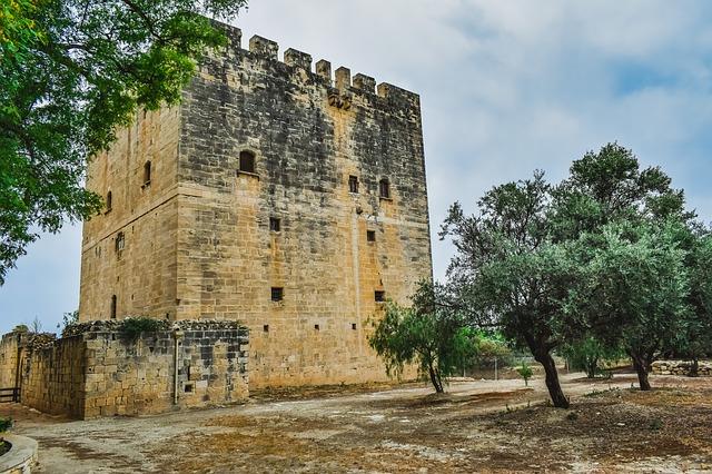 מבצר קולוסי ליד לימסול