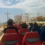 אוטובוס התיירים האולטימטיבי של לרנקה  Hop on Hop off [נקרא גם Love Bus]