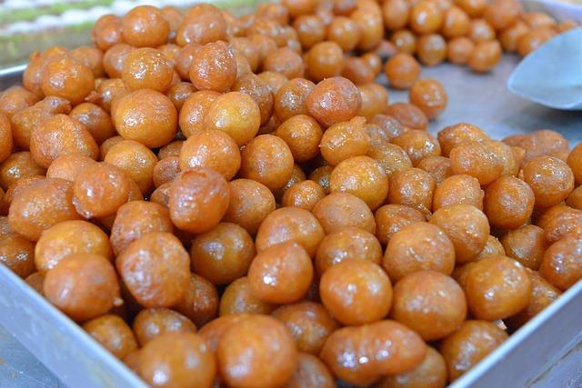 סופגניות דבש - Loukoumades