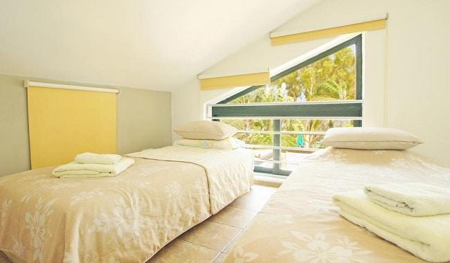חדר טיפוסי במלון Villa Heaven