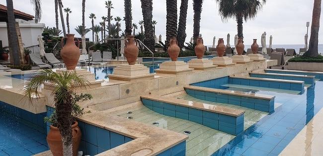מלון אלכסנדר הגדול בפאפוס - Alexander The Great Beach Hotel