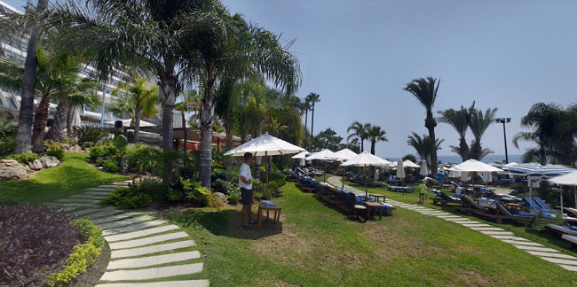 מלון אמתוס ביץ' הוטל לימסול - Amathus Beach Hotel Limassol