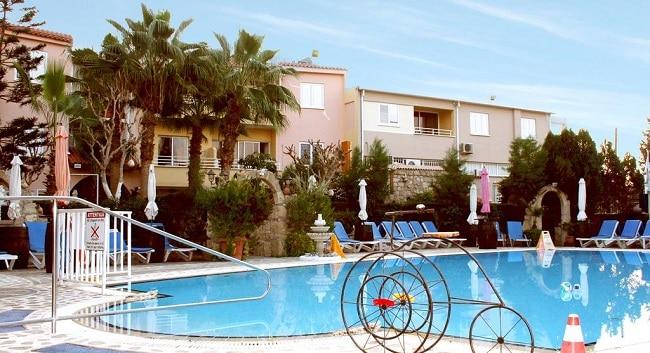 מלון הדירות אפולוניה הולידיי - Apollonia Holiday Apartments