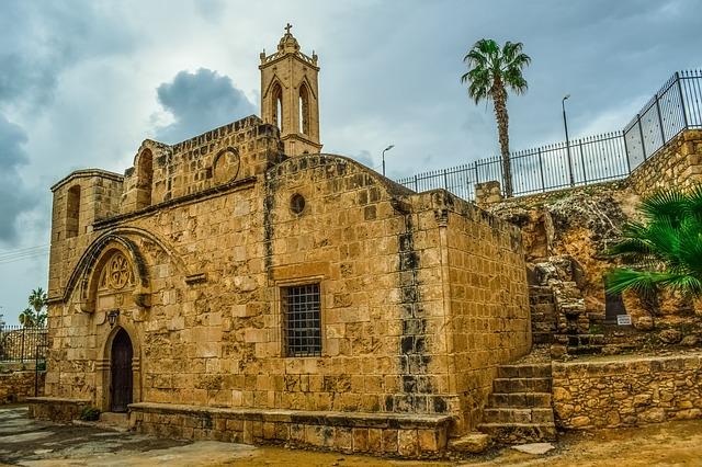 מנזר ימי הביניים באיה נאפה - Ayia Napa Monastery