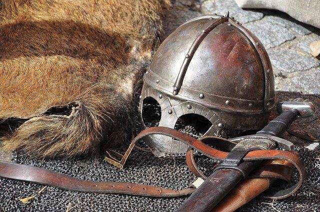 ציוד של אביר מימי הביניים