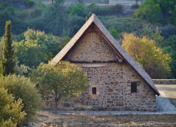 כנסיית Panagia Podithou בהרי הטרודוס