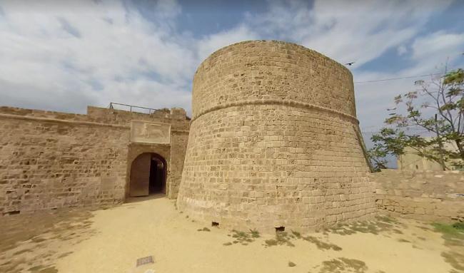 מבצר מגדל אותלו בפמגוסטה