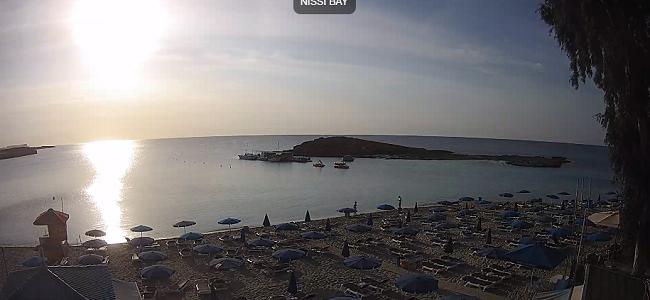 תמונה של מצלמת חוף - ניסי ביצ'