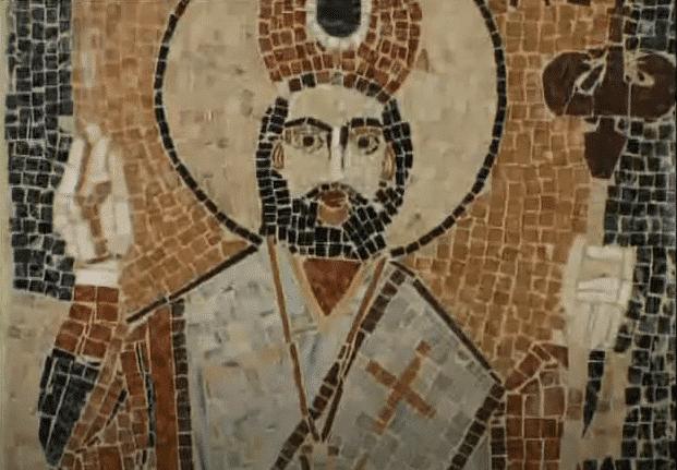 פסיפס מיצירותיו של קוסטס ארגירו - Kostas Argyrou