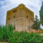 טירת ימי הביניים של קולוסי – kolossi