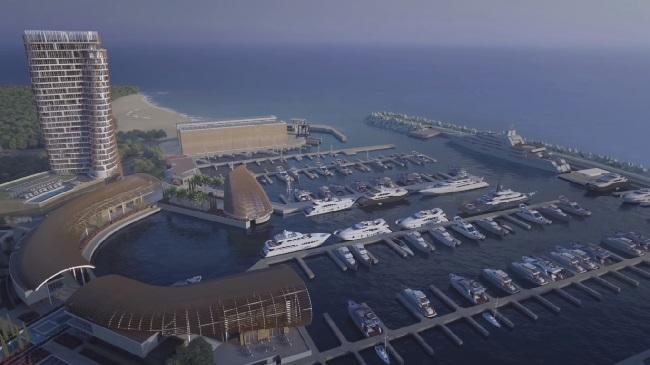 נמל קיריניה