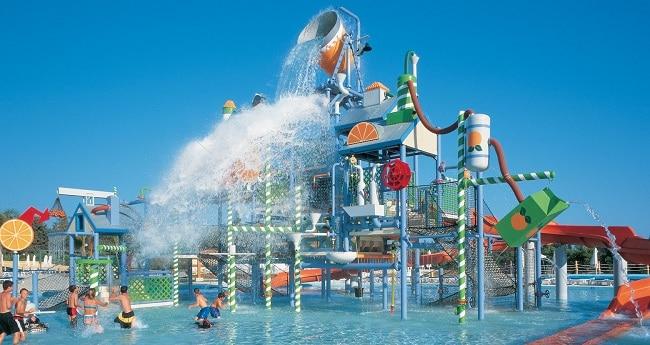 פארק המים ווטרמאניה לימסול