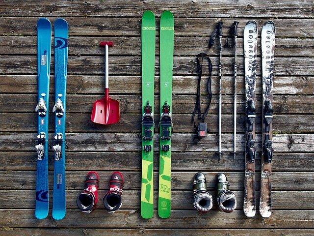 ציוד סקי בקפריסין