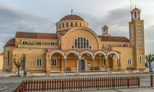 כנסיית איוס ג'ורג'יוס - Ayios Georgios Church