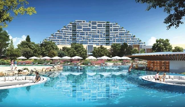 פרוייקט הקזינו הענק של לימסול City of Dreams Mediterranean