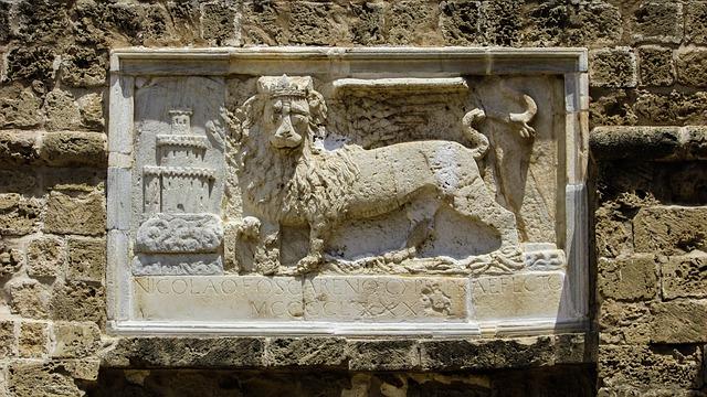 האריה המכונף של סן מרקו