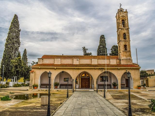 הכנסייה האורתודוקסית בליבדיה 1979