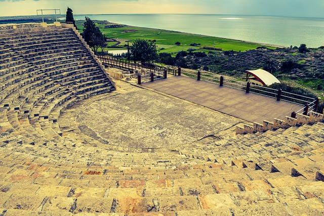התיאטרון העתיק של קוריון העתיקה