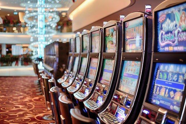 מכונות משחק - סלוט משין בקזינו