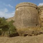 סיפור החומות העתיקות בעיר העתיקה של פמגוסטה