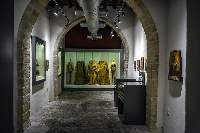 מוזיאון במנזר אומודוס