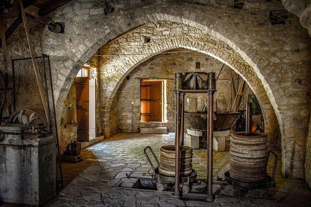 בית בד עתיק בלניה