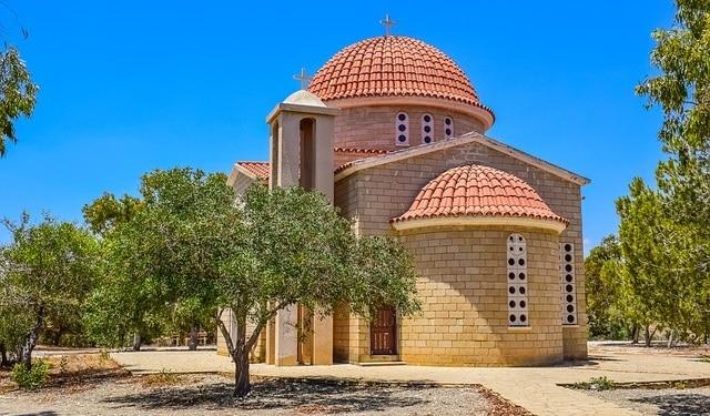 כנסיית וקפלת Panagia Petountas