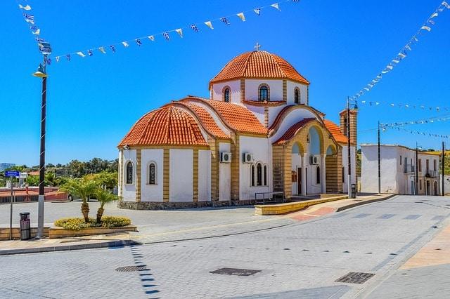 כנסיית saint georgios