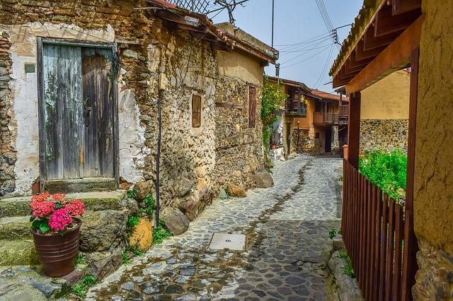 סימטה בכפר קקופטריה