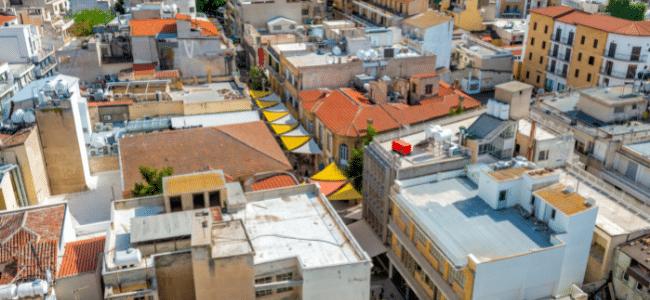 רחוב לֵדְרַה - Ledra Street בניקוסיה