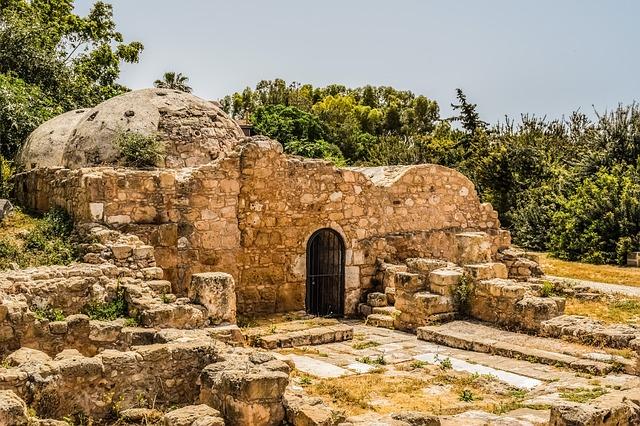 חמאם עותמאני עתיק בפאפוס